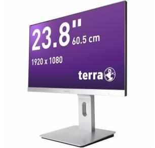 TERRA LED 2462W PV silber...
