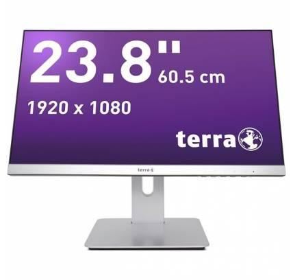 TERRA LED 2462W PV silber DP/HDMI GREENLINE PLUS